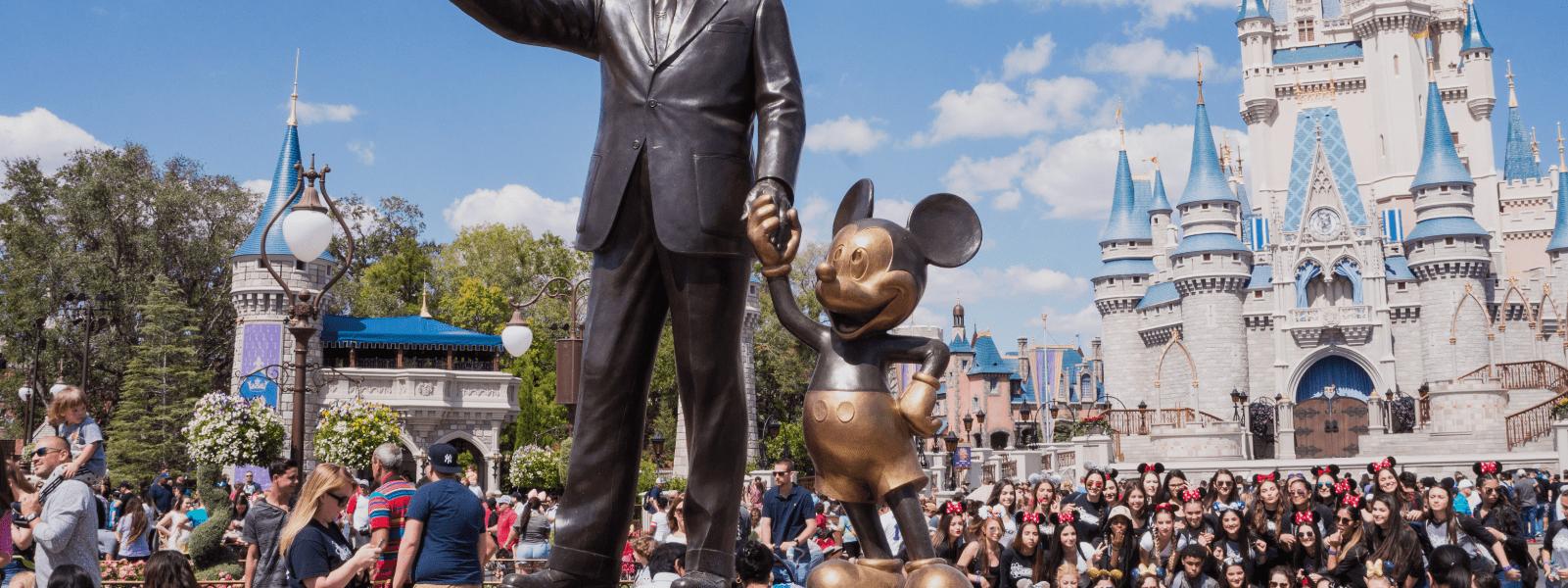 Conoce Disneyland