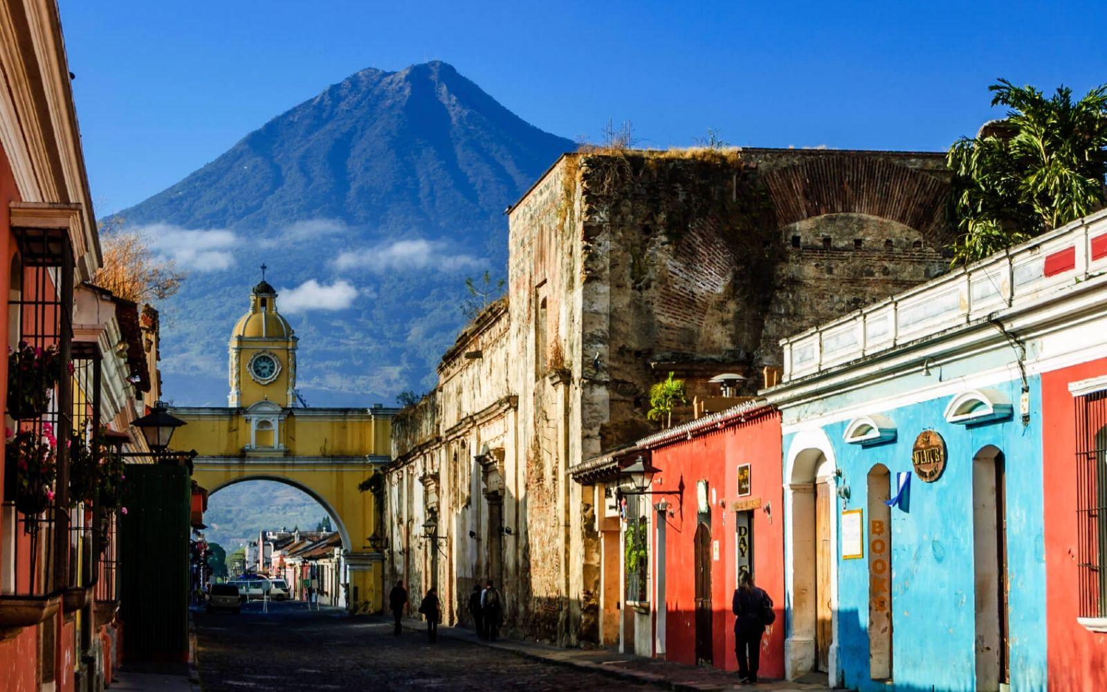 ¡Llegamos a Guatemala!